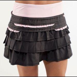 Rare🔥 lululemon Back on Track Skirt
